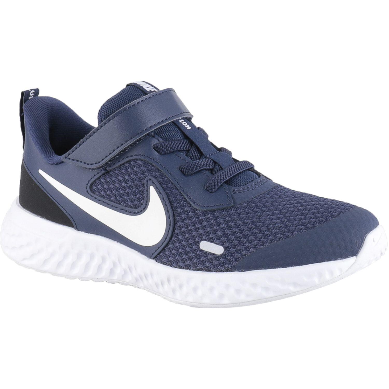 Nike Nike Revolution 5 Psv Azul Para caminar