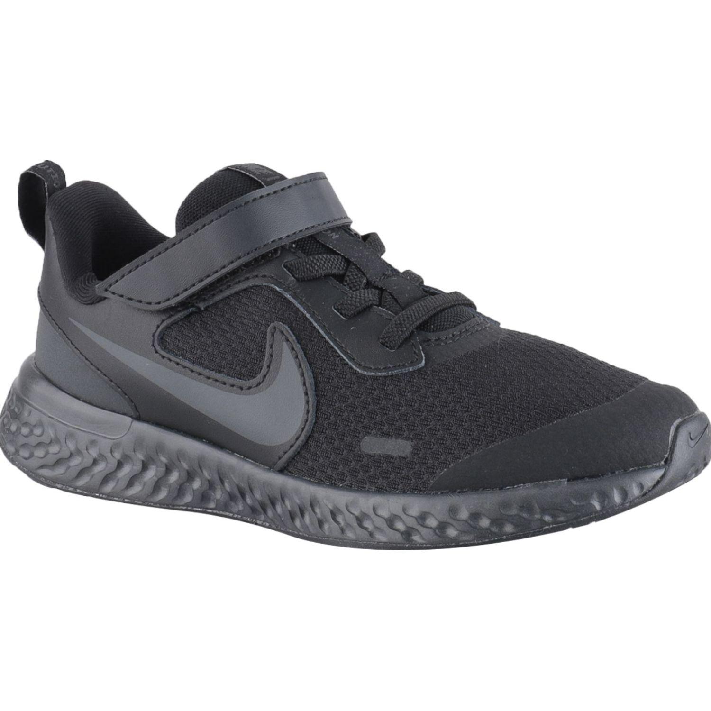 Nike Nike Revolution 5 Psv Negro Para caminar