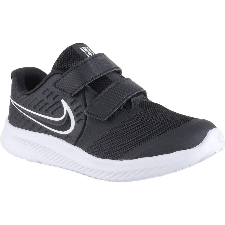 Nike Nike Star Runner 2 (Tdv) Negro Zapatillas