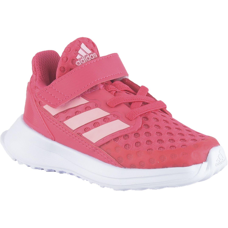 Adidas Rapidarun El I Rosado Niñas