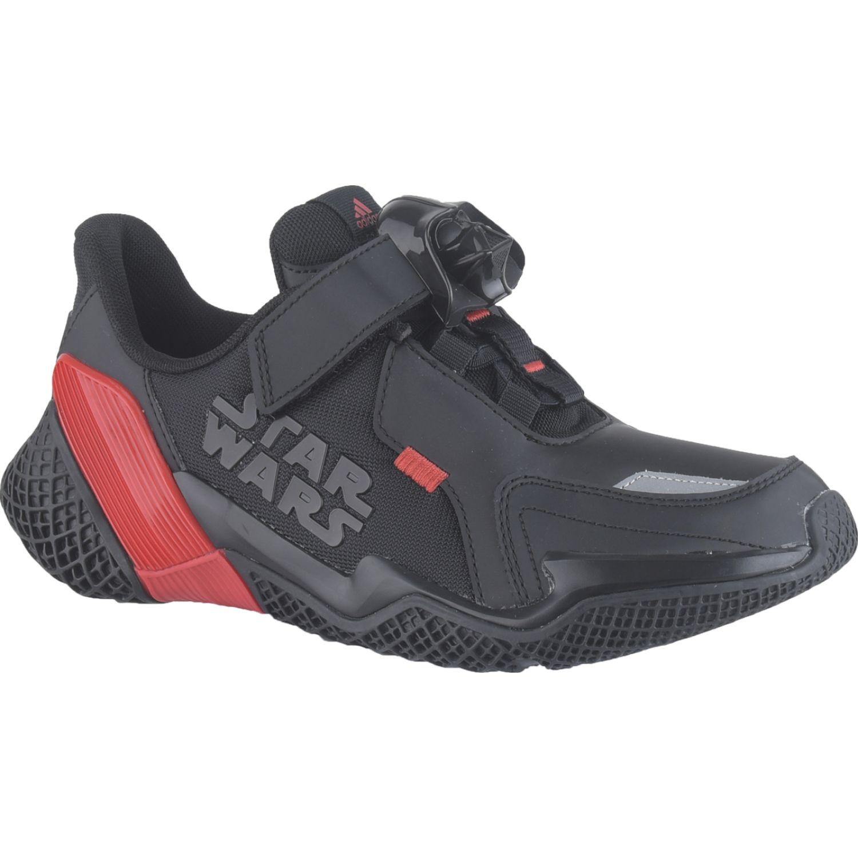 Adidas 4uture Rnr Starwars El K Negro / rojo Niños