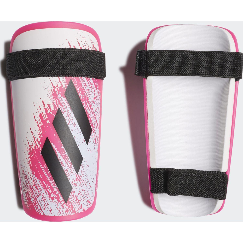 Adidas X Sg Trn Rosado Espinilleras