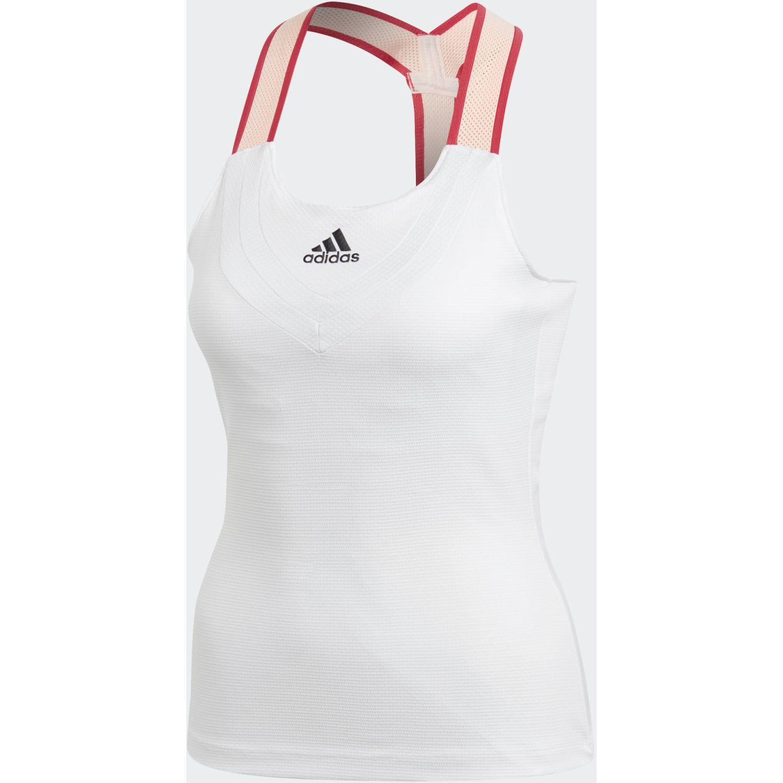 Adidas Y-Tank H.Rdy Blanco Camiseta sin mangas