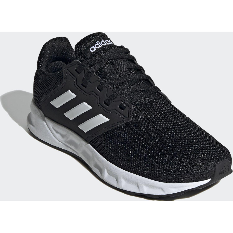 Adidas Showtheway Negro / blanco Correr por carretera