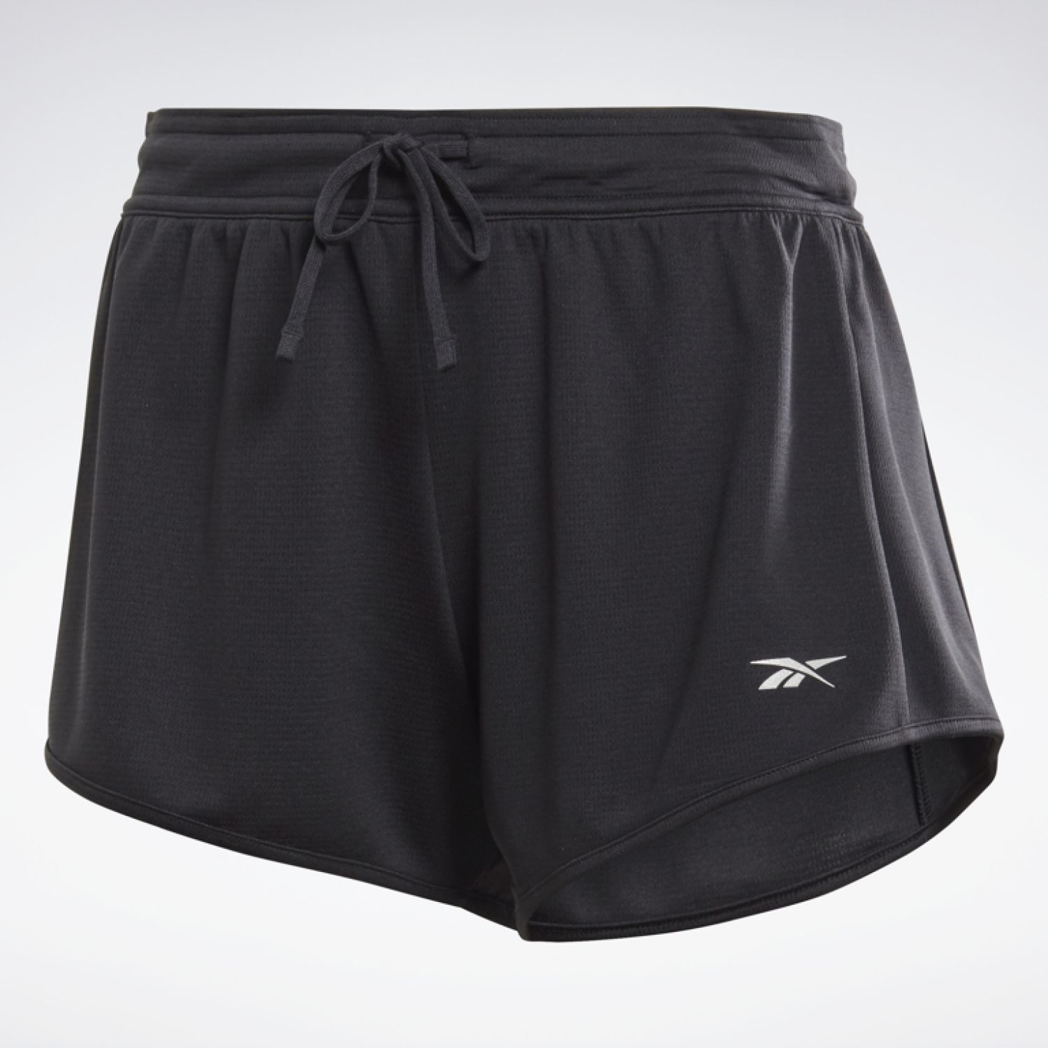 Reebok Re Basic 2in Short Negro Shorts deportivos