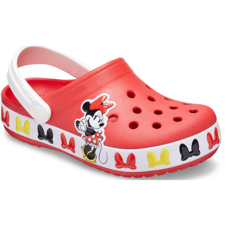 Minnie San 206308 Fun Lab Minnie K 8c1 Rojo Sandalias