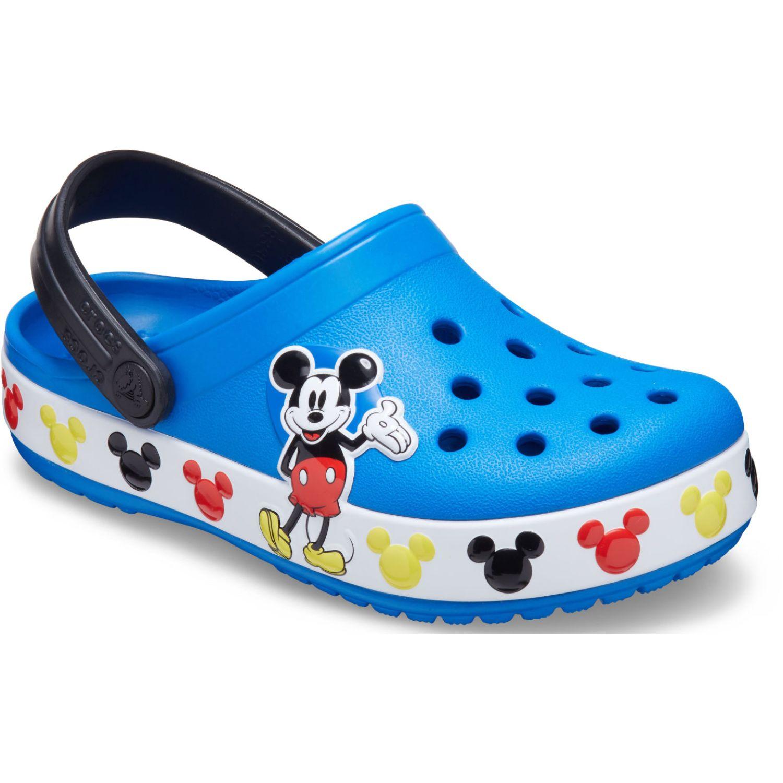 Mickey San 206307 Crocband Disney Mickey K 4jl Celeste Sandalias