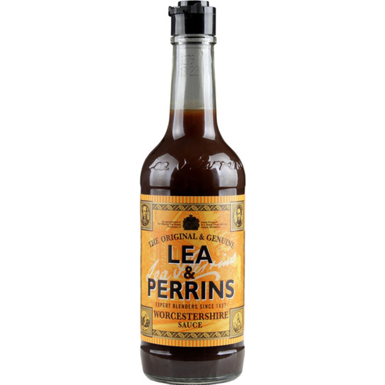 LEA & PERRINS Salsa Inglesa X 290ml Sin color Salsa inglesa