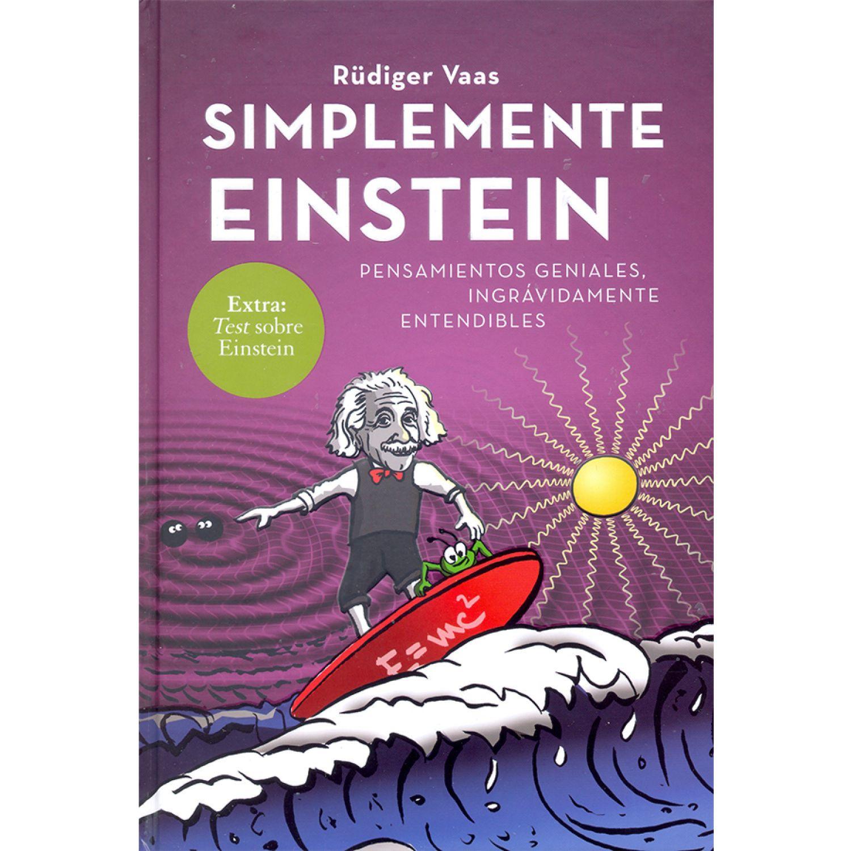 EDITORIAL PANAMERICANA Simplemente Einstein MULTICOLOR Fantasía