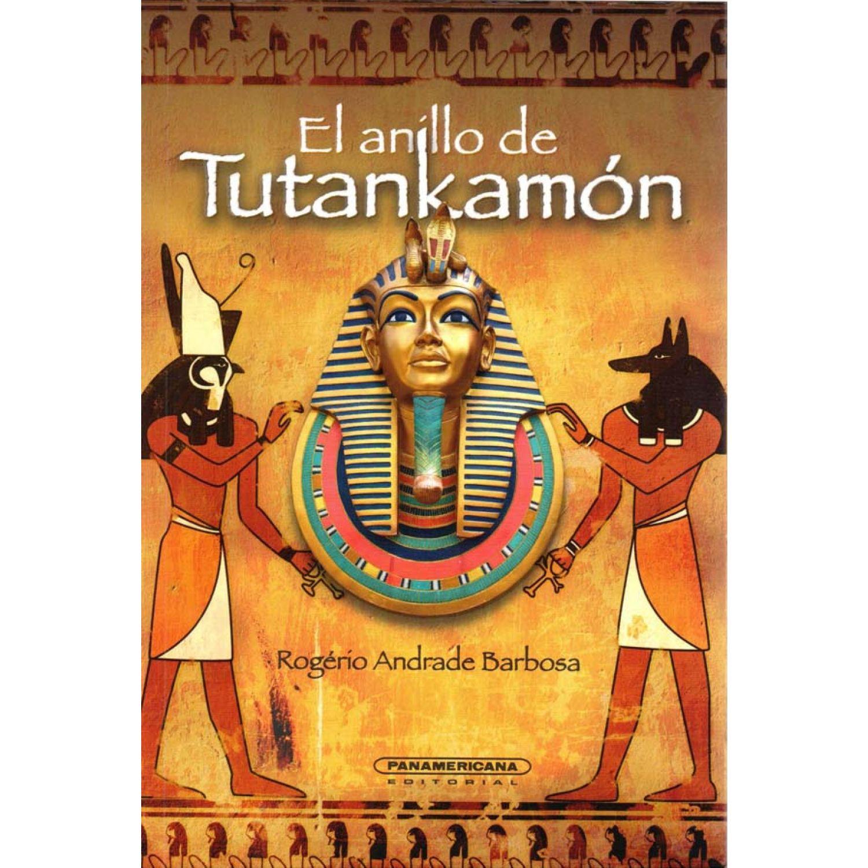EDITORIAL PANAMERICANA El Anillo De Tutankamón Td MULTICOLOR Fantasía