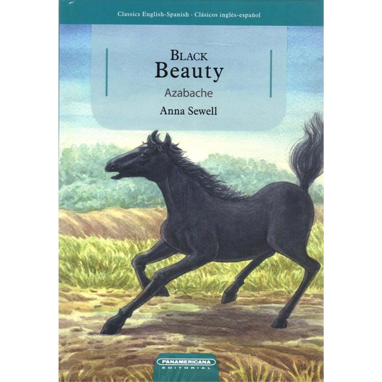 EDITORIAL PANAMERICANA Black Beauty - Azabache Classics English MULTICOLOR Fantasía