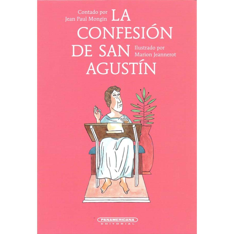 EDITORIAL PANAMERICANA La Confesion De San Agustin MULTICOLOR Otro