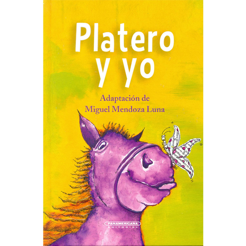 EDITORIAL PANAMERICANA Platero Y Yo - Adaptación De Miguel Mendoza MULTICOLOR Otro
