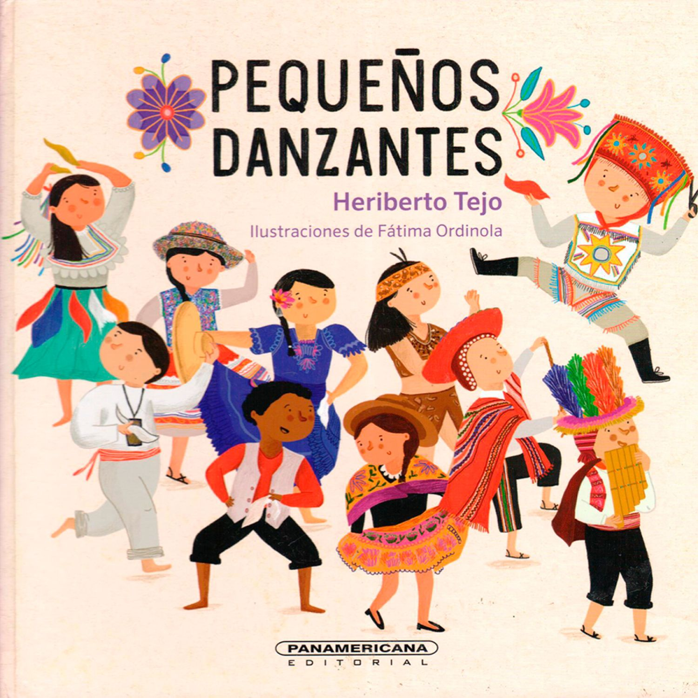 EDITORIAL PANAMERICANA Pequeños Danzantes MULTICOLOR Otro