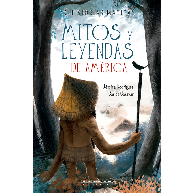 EDITORIAL PANAMERICANA Mitos Y Leyendas De America Edicion Peru MULTICOLOR Fantasía