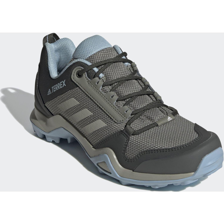 Adidas Terrex Ax3 W Verde Calzado de correr