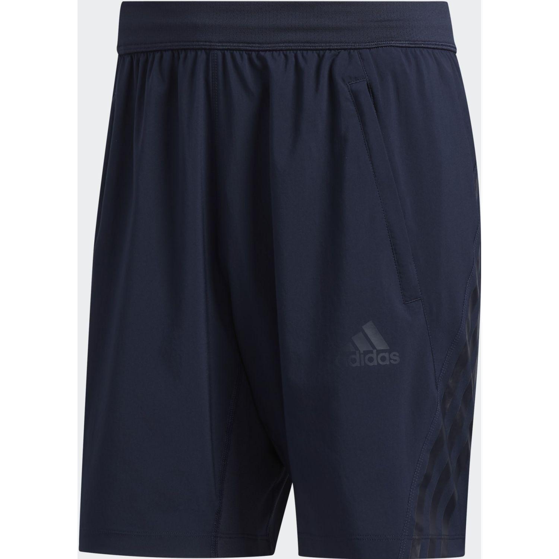 adidas Aero 3s Sho Azul Shorts deportivos