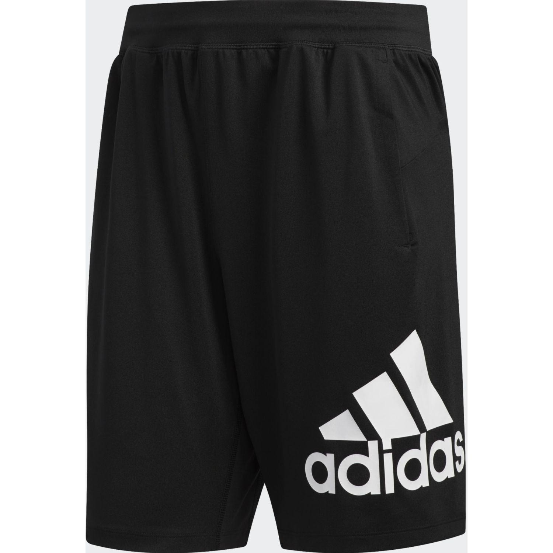 adidas 4k_Spr A Bos 9 Negro / blanco Shorts deportivos