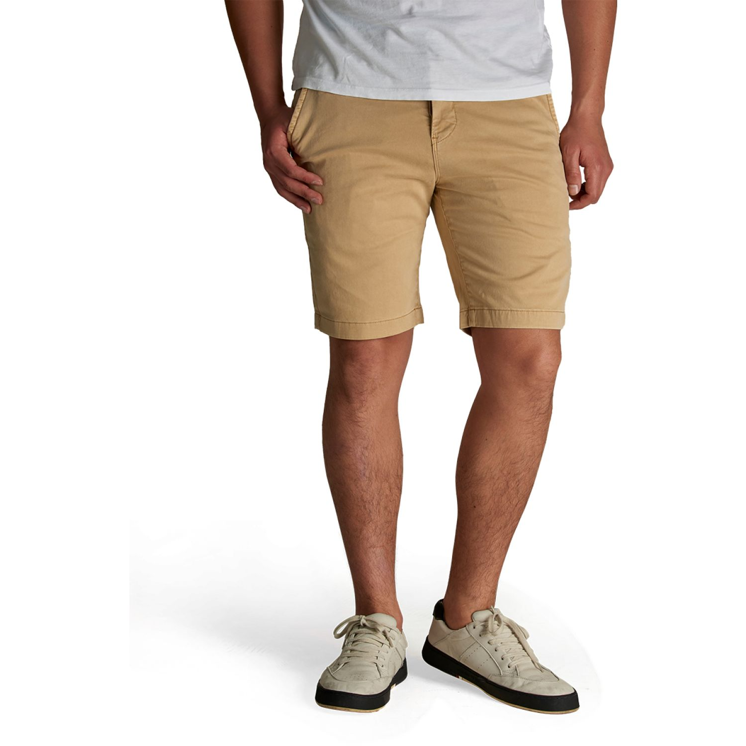 Octo Denim Co Short Leo Beige Beige Cargo