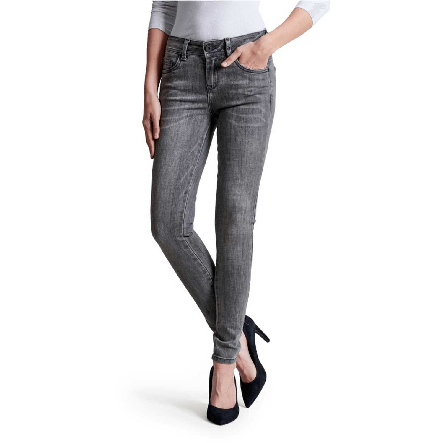 Octo Denim Co Jean Skinny Willow Gris Casual