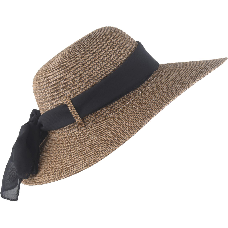 Platanitos Sombrero Dama 2025 Camel Sombreros para el sol