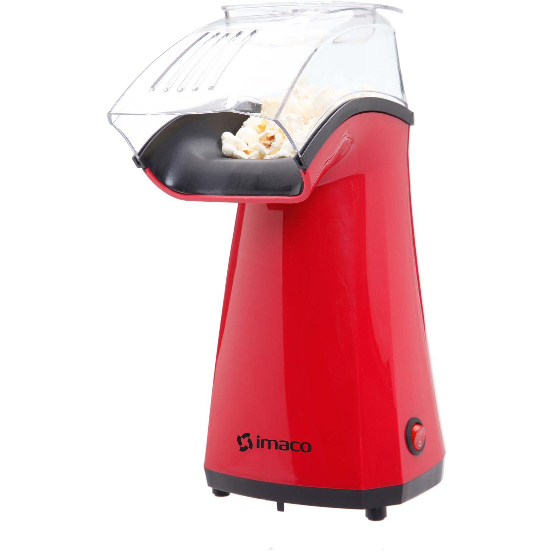 Imaco Popcorn Maker Color Rojo Modelo Po120r Rojo Máquinas para hacer palomitas de maíz