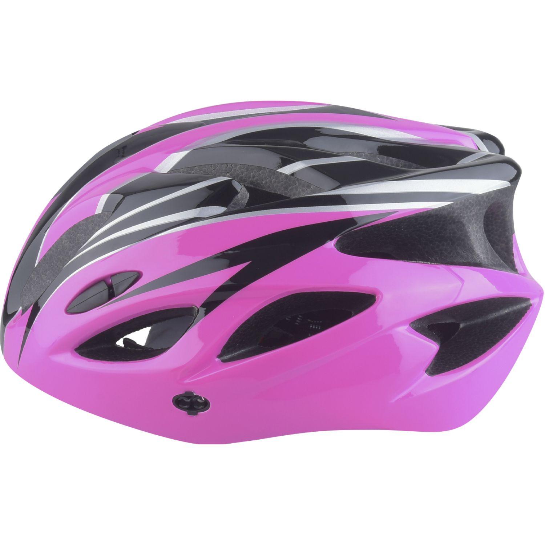 Platanitos Life Casco Para Ciclismo - Adulto S005 Negro / rosado Cascos para adultos