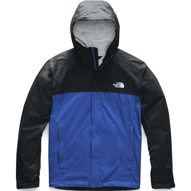 The North Face M Venture 2 Jacket Azul / negro Impermeables y chaquetas