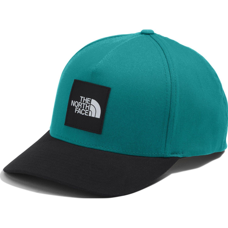 The North Face Keep It Structured Ball Cap Verde / negro Gorras de béisbol