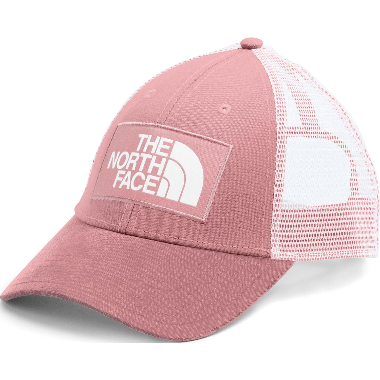 The North Face Mudder Trucker Hat Rosado Gorras de béisbol