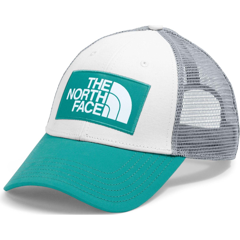 The North Face Mudder Trucker Hat Blanco / verde Gorras de béisbol