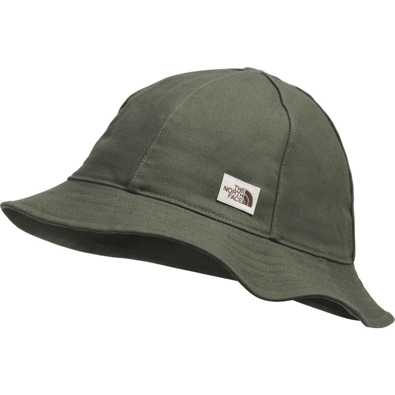 The North Face Berkeley Mountain Dome Verde Sombreros para el sol