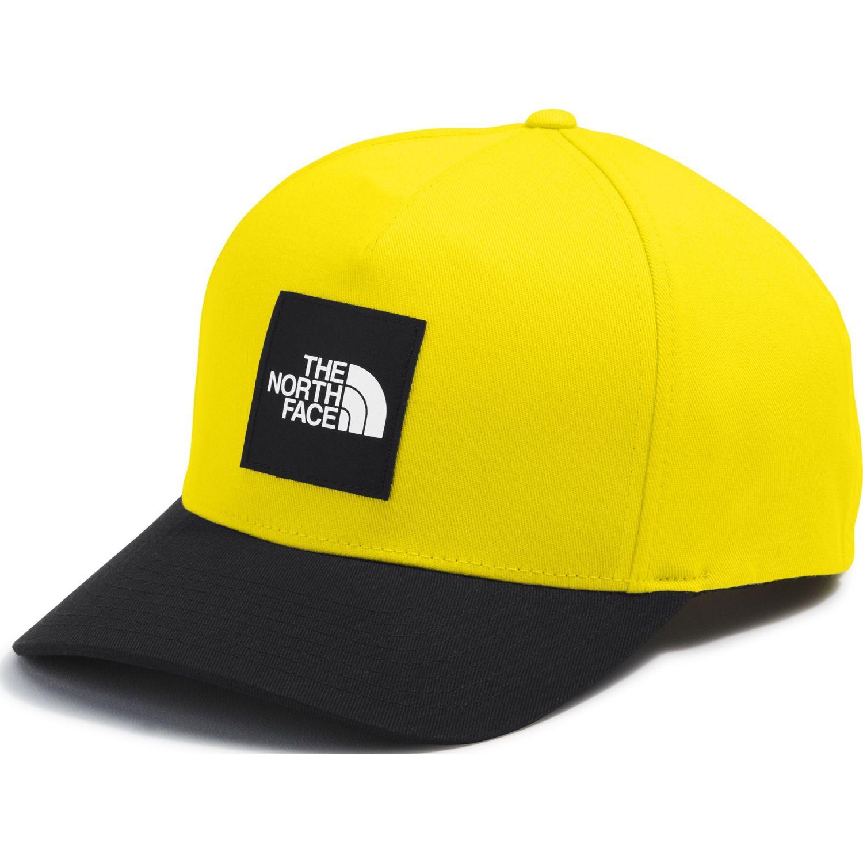 The North Face Keep It Structured Ball Cap AMARILLO / NEGRO Gorras de béisbol