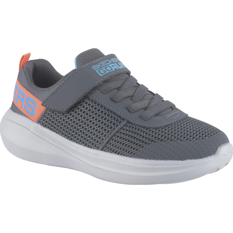 Skechers Go Run Fast Negro / azul Para caminar