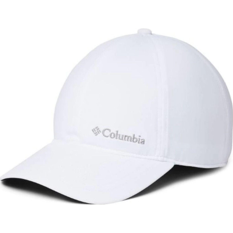 Columbia Coolhead Ii Ball Cap Blanco Gorras de béisbol