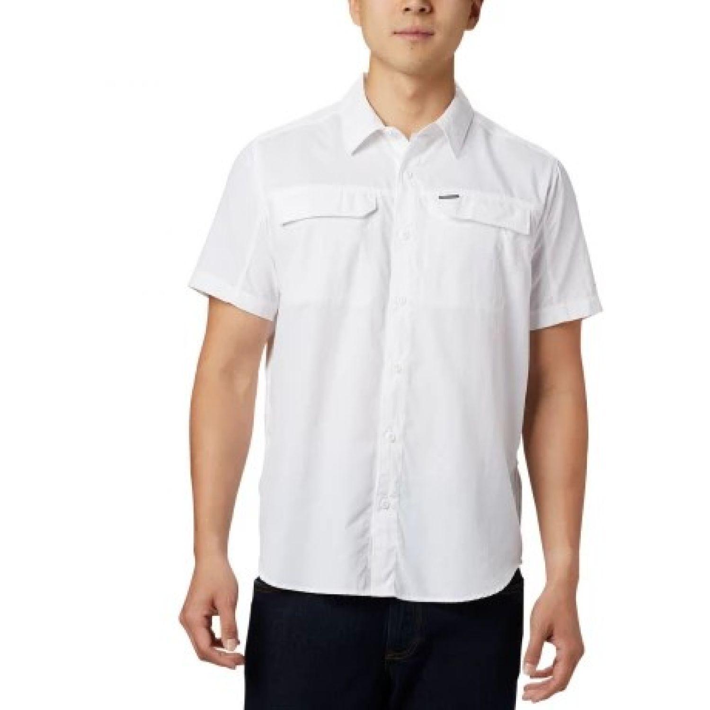 Columbia Silver Ridge 2.0 Blanco Camisas de botones