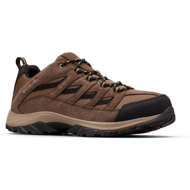 Columbia Crestwood Low Marron Zapatos de senderismo