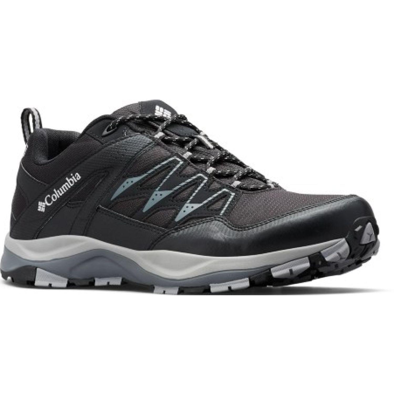 Columbia Wayfinder Outdry Negro Zapatos de senderismo