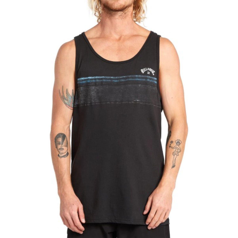 Billabong Spinner Negro Camisetas