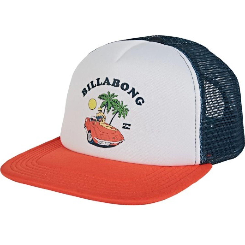 Billabong Feeble Trucker Negro Gorras de béisbol