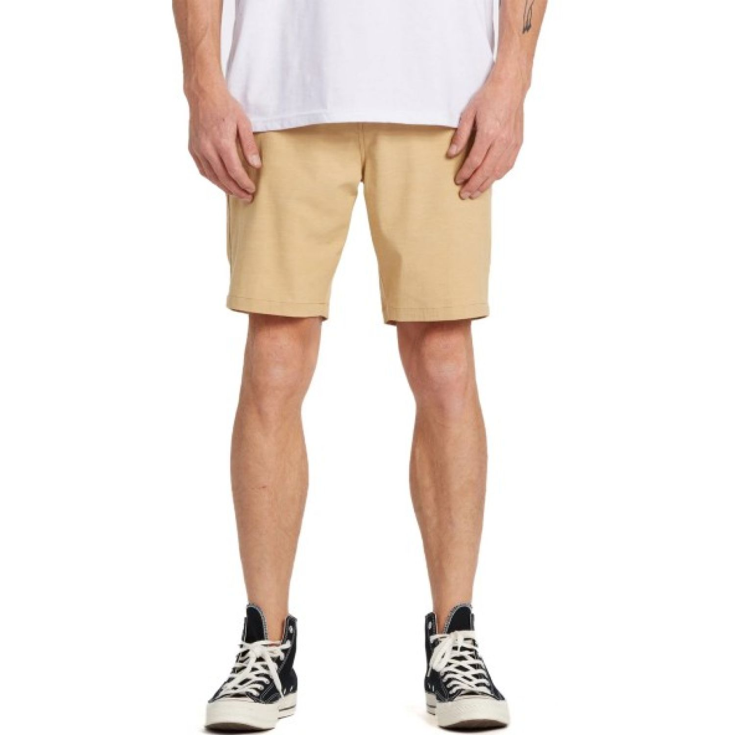 Billabong New Order Slub Beige Cargo