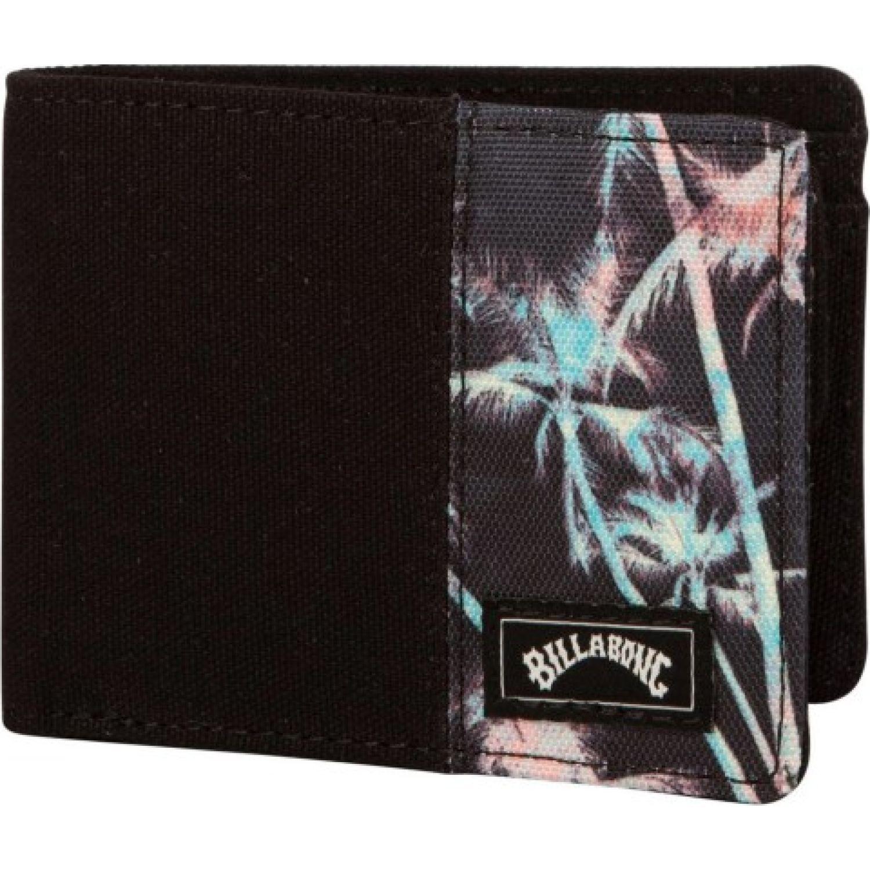 Billabong Tides Wallet Negro Billeteras