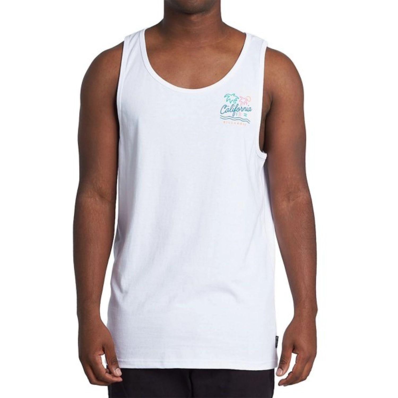 Billabong Cali Blanco Camisetas