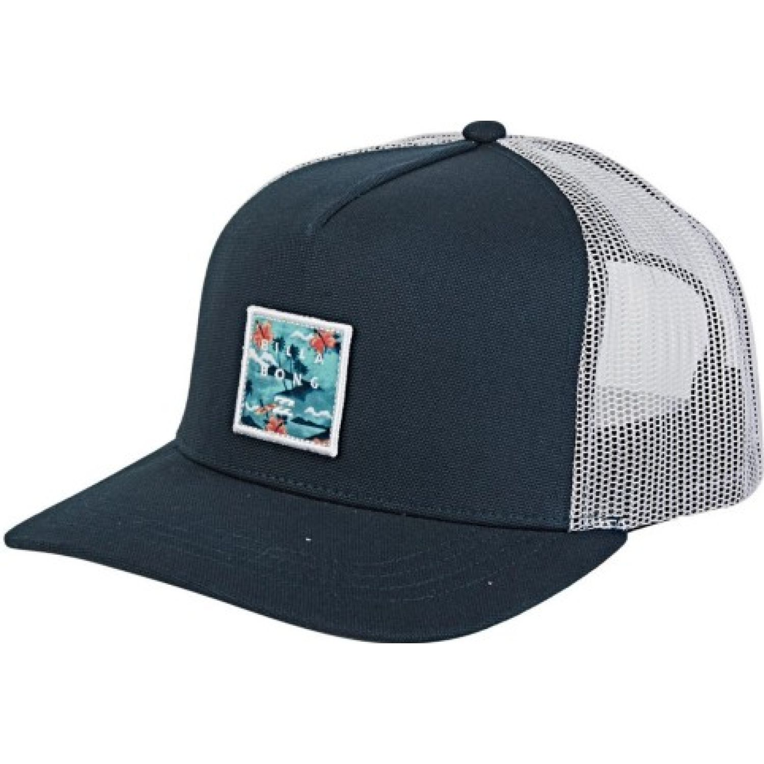 Billabong Stacked Trucker Negro Gorras de béisbol