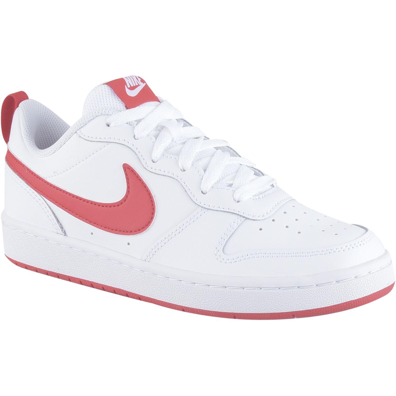 Nike Court Borough Low 2 Bg Blanco Para caminar