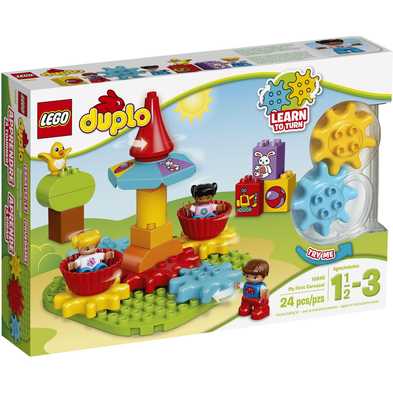 Lego Mi Primer Carrusel Varios Juegos de construcción