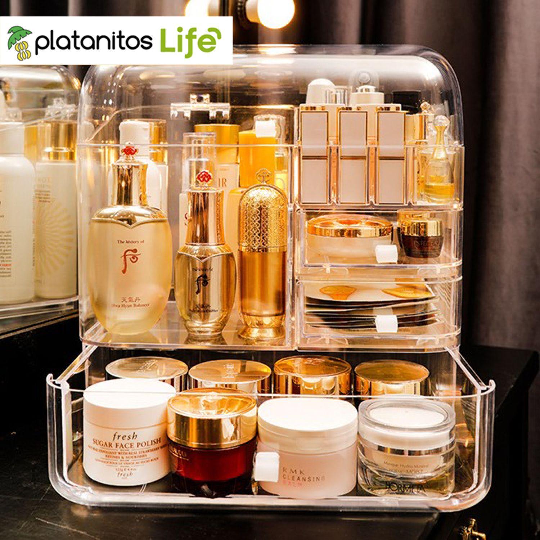 Platanitos Life Organizador De Cosméticos 9008 Transparente Organizadores