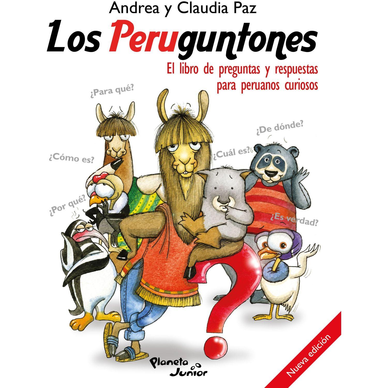 EDITORIAL PLANETA Los Peruguntones Surtido Otro