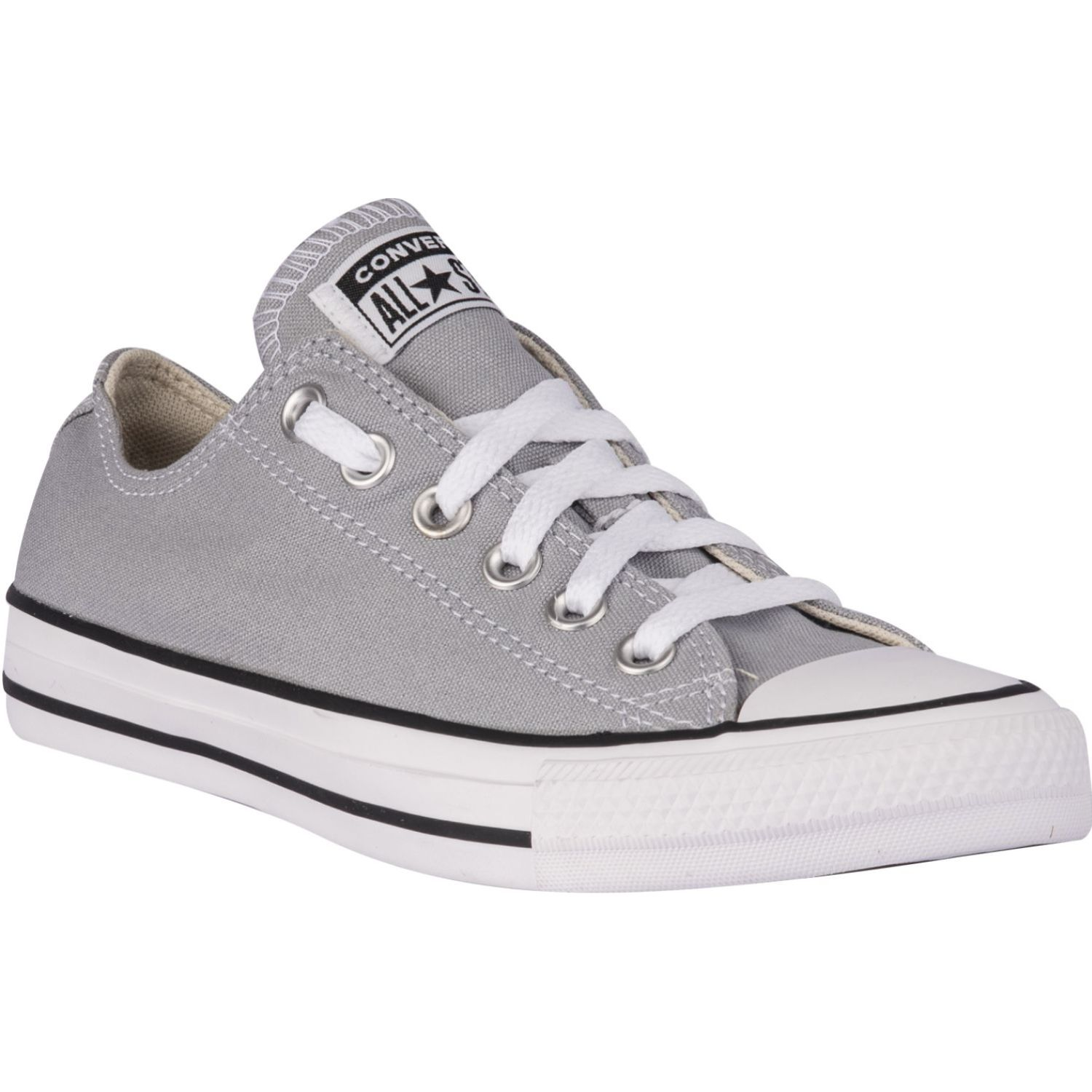 Converse Ct As Seasonal Ox Gris / blanco Zapatillas de moda