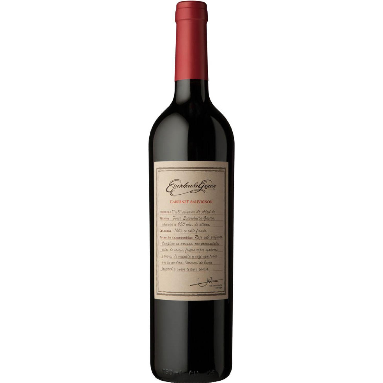 ESCORIHUELA GASCON Vino Tinto Cabernet X 750ml Sin color Tinto